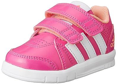 new style 0efea 52b54 Adidas LK Trainer 7, Baskets Premiers Pas Mixte bébé Amazon.fr Chaussures  et Sacs