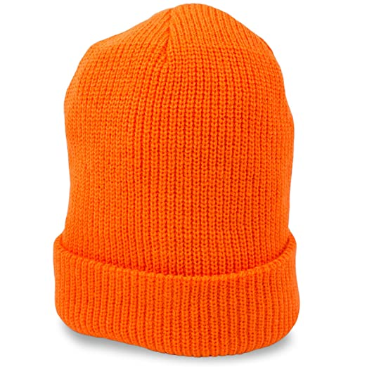 28fb93864e5 Image Unavailable. Image not available for. Color  Mil-tec Orange Winter  Watch Cap