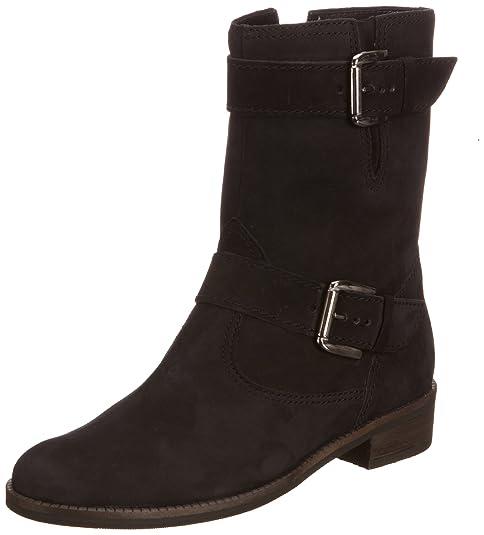 3ee38e0ec62 Gabor Shoes Gabor Comfort - Botines de Cuero Mujer: Gabor: Amazon.es:  Zapatos y complementos