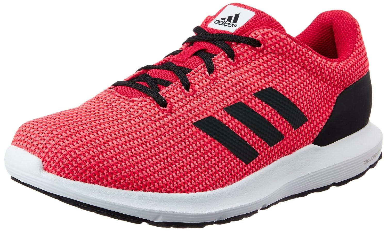 adidas Damen Cosmic W Laufschuhe, Grau  40 EU|Rojo (Rojray / Rojimp / Negbas)