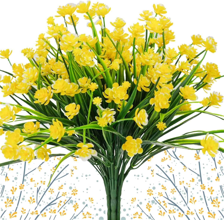 Daffodil flower Floral Jewelry Organizer Yellow Jewelry Holder