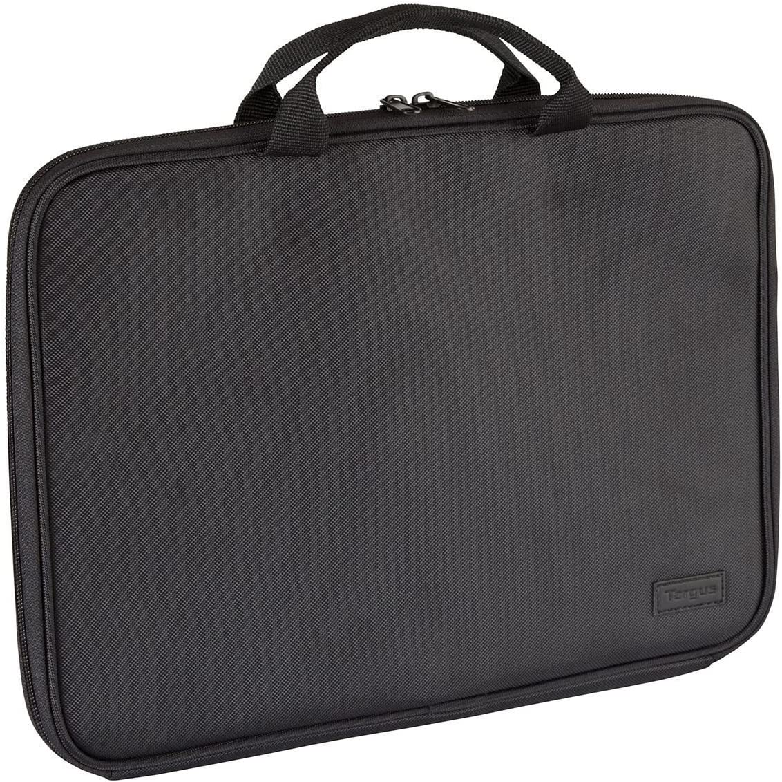 Targus Clamshell Laptop Bag specifically Designed to fit up to 13.3-Inch, Black (OBC003EU)