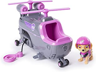 Paw Patrol Skye's Ultimate Rescue Helicopter Moving Propellers Hook