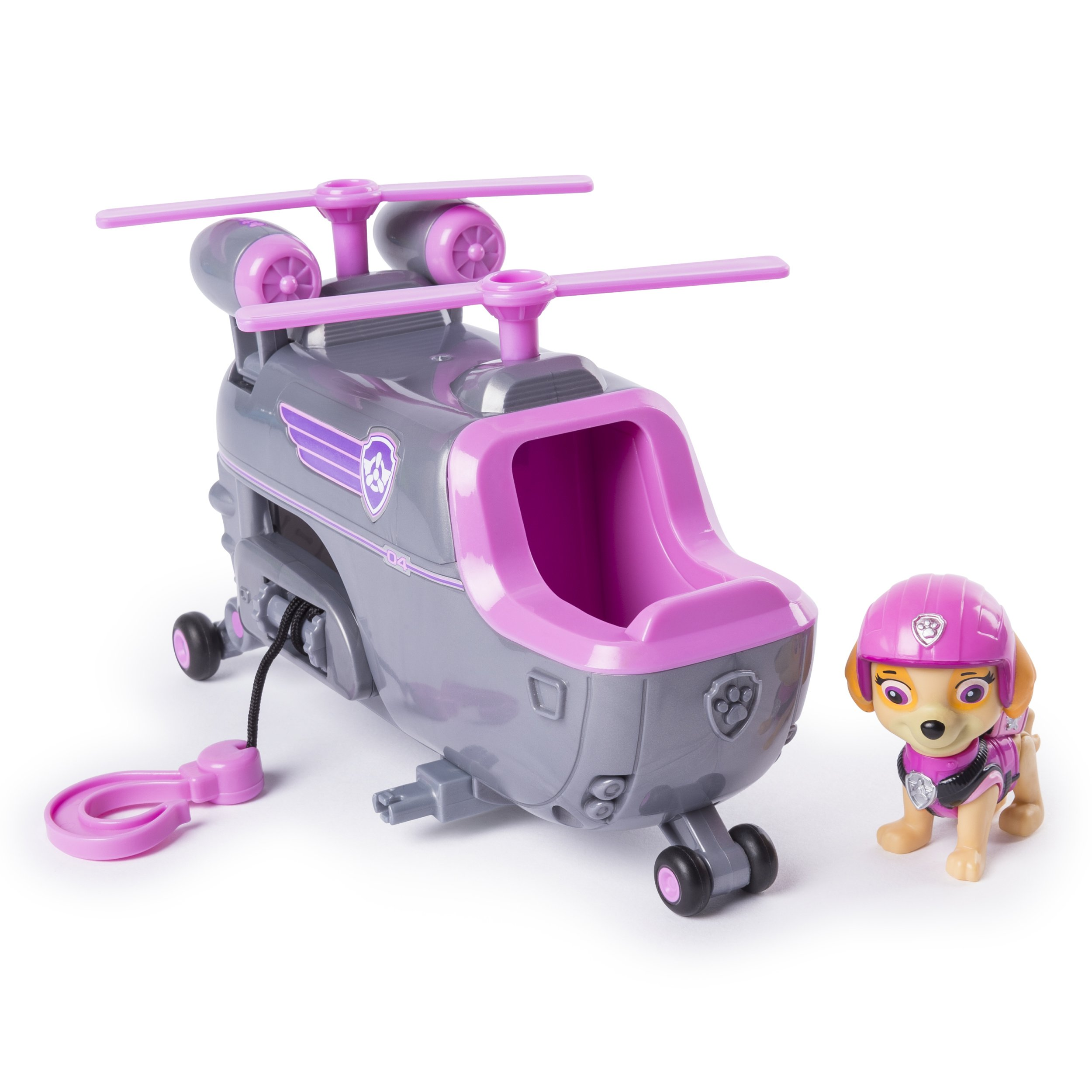 Paw Patrol Skye's Ultimate Rescue Helicopter Moving Propellers Hook by Paw Patrol (Image #1)