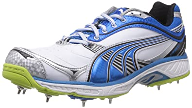 puma duo cell cricket shoes