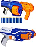 Nerf N Strike Elite - The Best Blaster combo - Surgefire & Disruptor