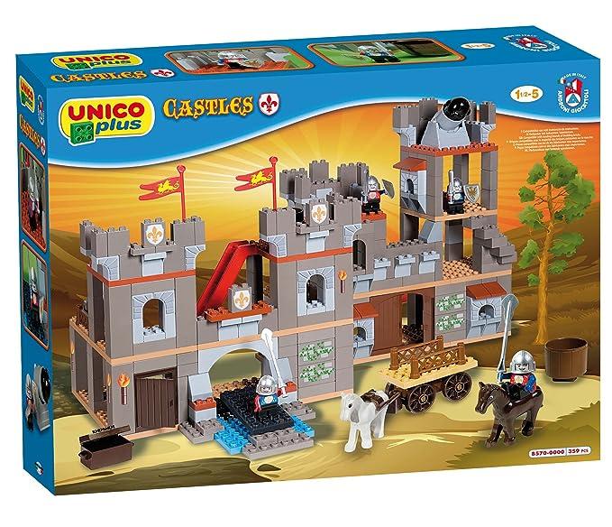 Unico Plus 8570 Mittelalter Burg