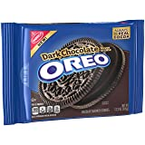 Oreo Dark Chocolate Sandwich Cookies, 12.2 Ounce