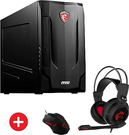 MSI Nightblade MIB VR7RC-245DE + Gaming Pack 3 GHz 7ª generación ...