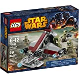 Lego, Star Wars, Kashyyyk Troopers (75035) (Discontinued by manufacturer)