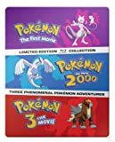 Pokemon: 1-3 Movie Collection [Blu-ray]