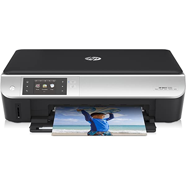 HP ENVY 5545 - Impresora multifunción (inyección de tinta térmica ...