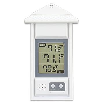 2019 Neuestes Design Maxima Minima Thermometer Thermometer Seien Sie Im Design Neu Innen Außen Garten