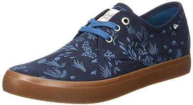 Quiksilver Shorebreak Slip M, Zapatillas para Hombre, Azul (Blue/Blue/White), 39 EU