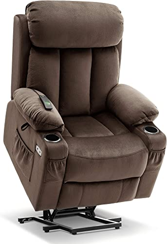 Mcombo Large Electric Power Lift Recliner Chair - the best living room chair for the money