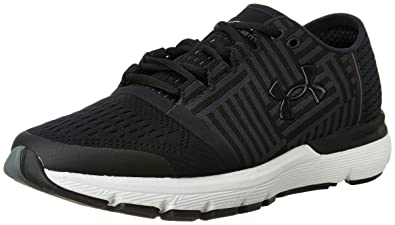 meet 09df3 adc74 Under Armour Men s Speedform Gemini 3 Running Shoe, Black (005) Glacier Gray