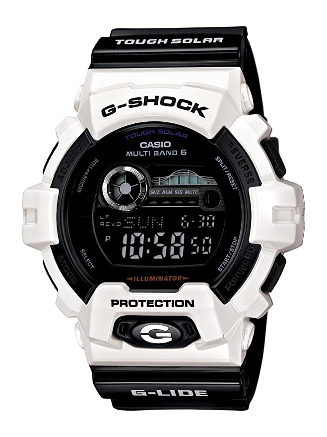 Casio Men's GWX8900B-7 G-Shock Tough Solar Multi-Band Atomic Watch Review