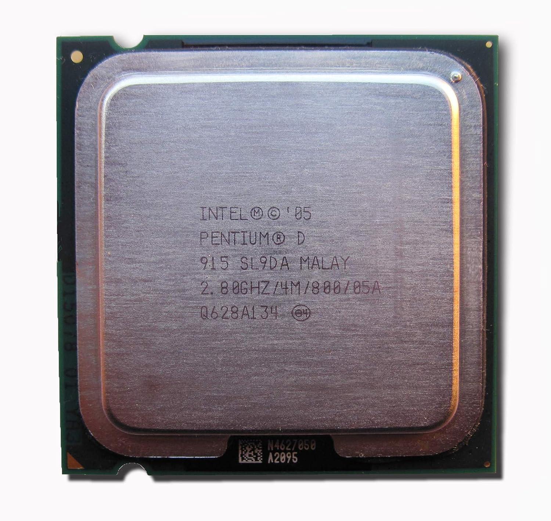 Intel Pentium D 915 SL9KB 2.80GHz//4M//800 Socket LGA775 CPU