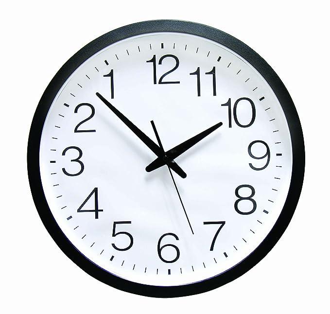 Reloj Que Contrario WhiteAmazon esRelojes Al Va AtrásBlackamp; hrQtsd