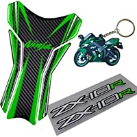 Automobiles & Motorcycles Motorcycle Gas Oil Fuel Tank Traction Pad Protector Knee Grip Side Decal Sticker For Kawasaki Zx-10r Zx10r 2006 2007 Zx 10r 10 R Motorbike Accessories