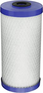 "Pentek EP-BB Carbon Block Filter Cartridge, 9-3/4"" x 4-5/8"", 5 Microns"