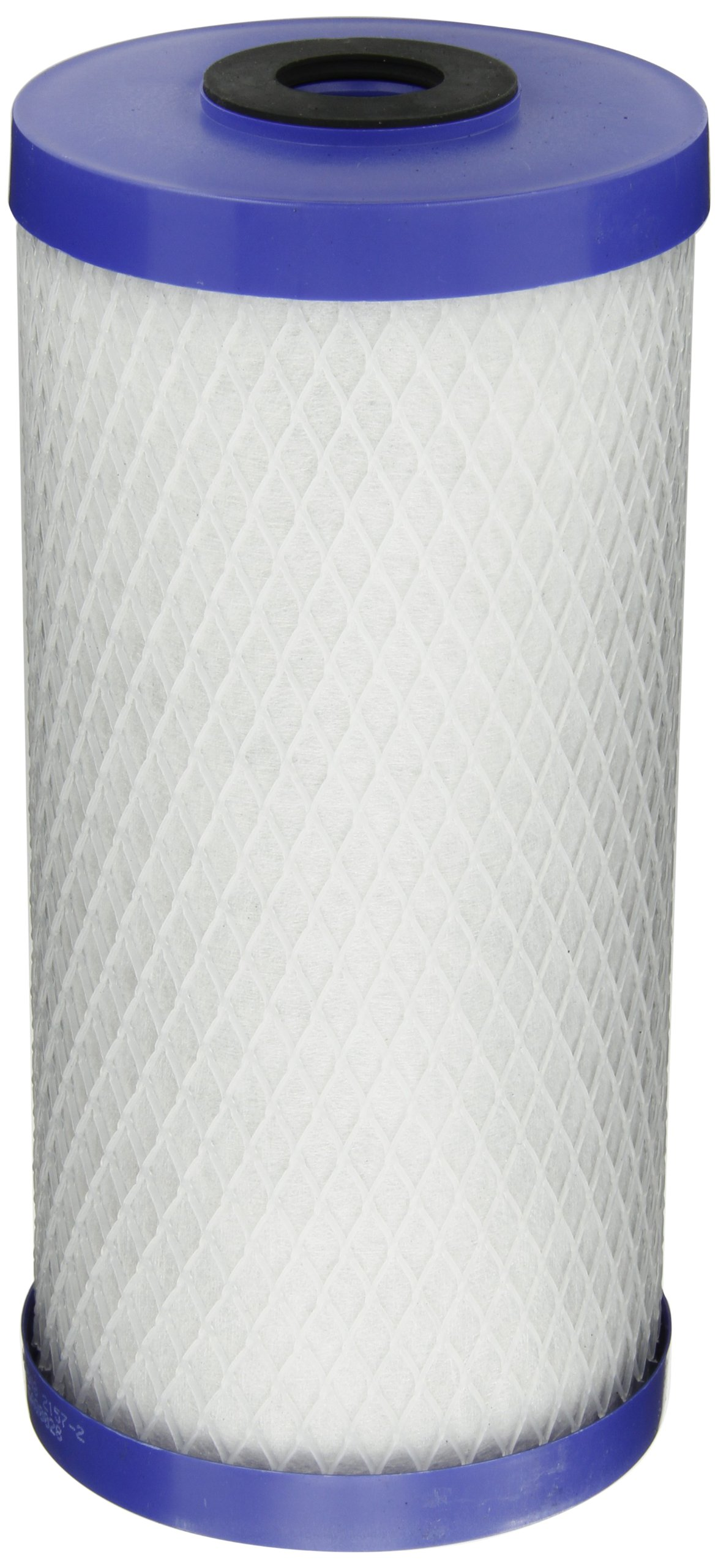Pentek EP-BB Carbon Block Filter Cartridge, 9-3/4'' x 4-5/8'', 5 Microns by Pentek