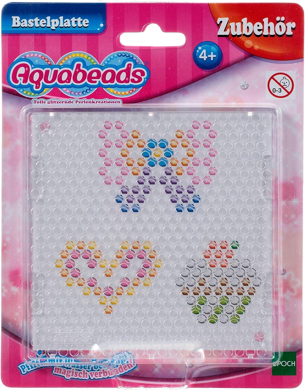 Aquabeads 79408 Kit de joyería para niños - Kits de joyería para niños (Juego de Perlas, 4 año(s), Multicolor, Niño, Chica): Amazon.es: Juguetes y juegos