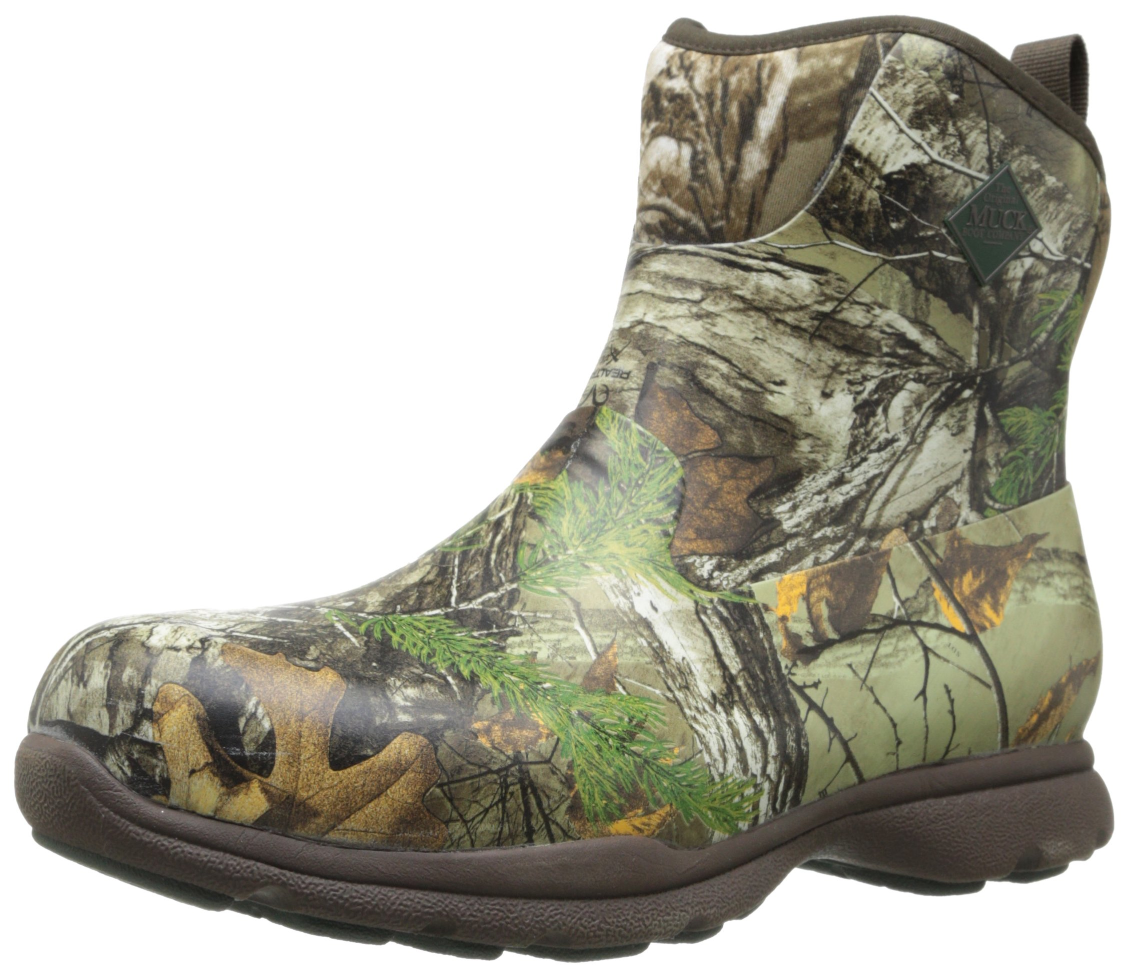 Muck Boot Men's Excursion Pro Mid Realtree Xtra  Outdoor Boot - 10 D(M) US by Muck Boot