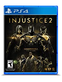 WB Games Injustice 2: Legendary Edition - Playstation 4
