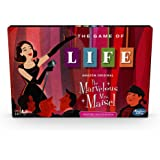 Hasbro Gaming The Game of Life: The Marvelous Mrs. Maisel Edition Board Game; Inspired by The Amazon Original Prime…