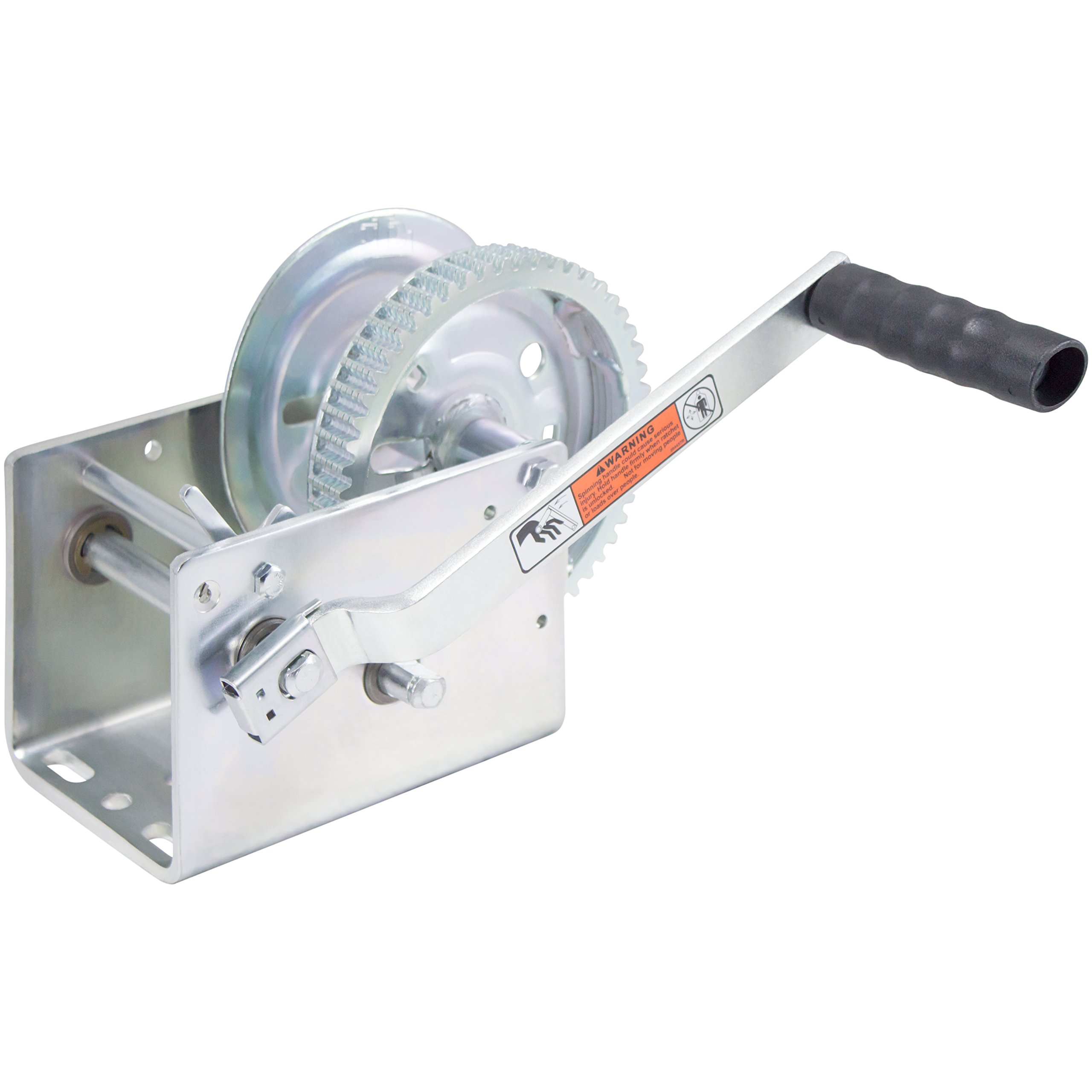 Dutton-Lainson DL3200A 3200 lb Plated Pulling Winch
