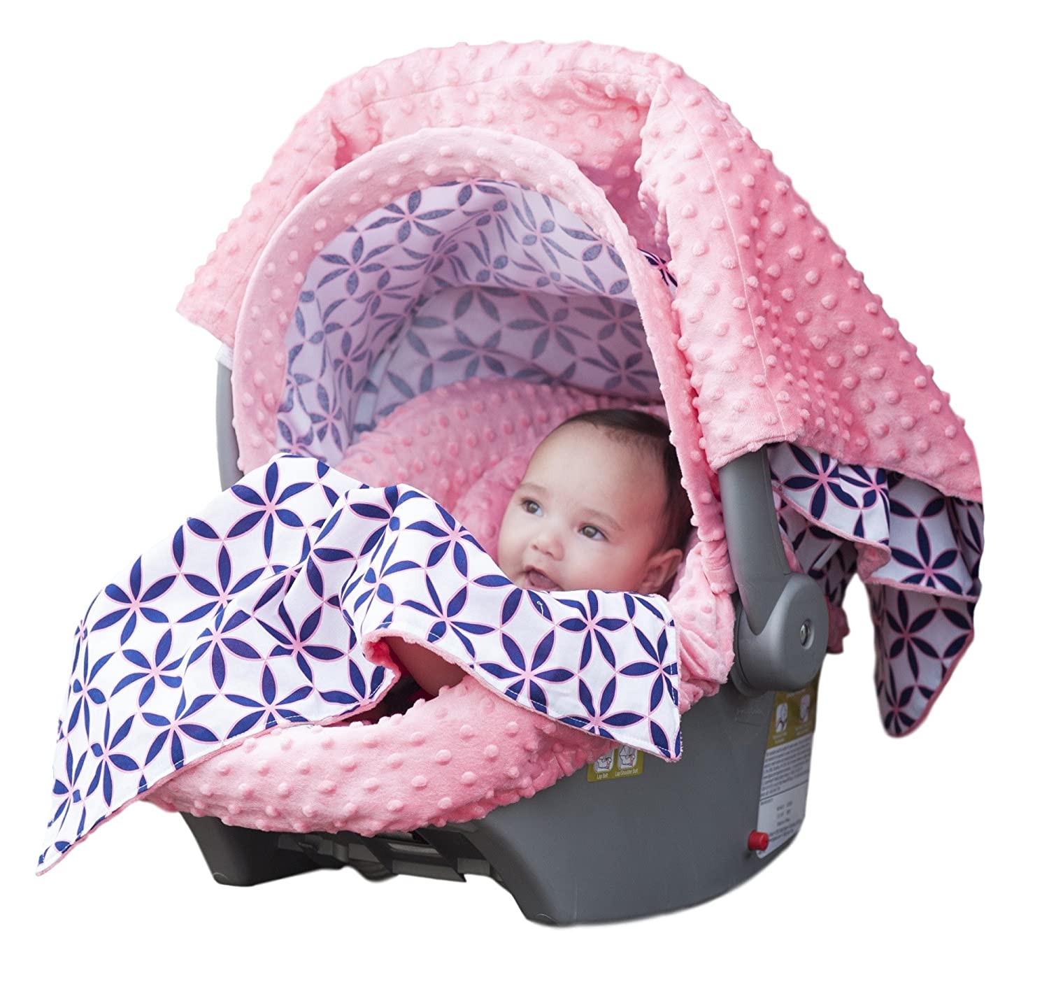 B00I8YS6QA Carseat Canopy Whole Caboodle - Kendra 81PCvvLccdL