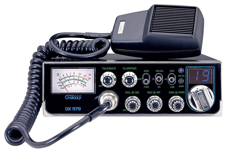 Amazon.com: Galaxy DX-979 40 Channel AM/SSB Mobile CB Radio: Car Electronics