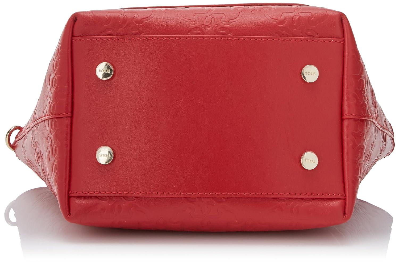 Bolso Totes para Mujer 17x19x20 cm Rojo W x H x L Red Tous Mossaic Peque/ño