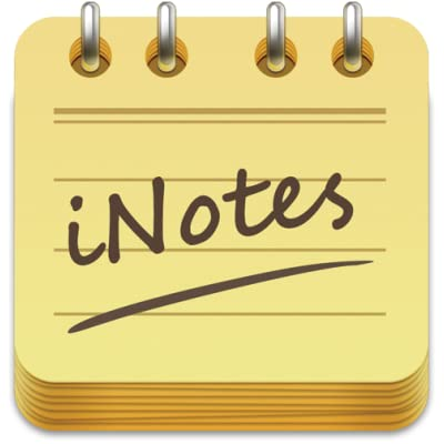 iNotes - Sync Notes With iOS