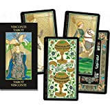 Lo Scarabeo - Karten: Visconti Tarot klein ---