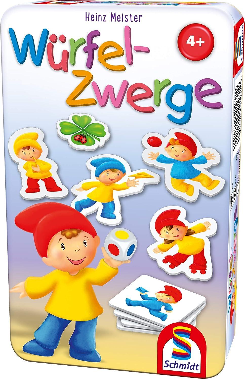 Schmidt Spiele 51431 - Juego de Mesa (Contenido en alemán): Amazon.es: Juguetes y juegos