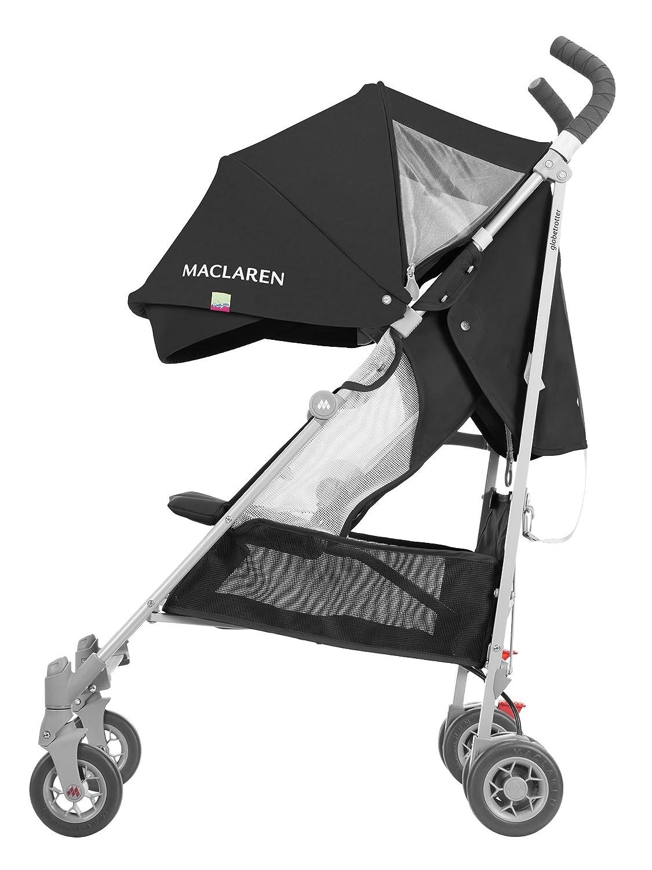 Maclaren N.A. Globetrotter Stroller, Black/White WD1G110292