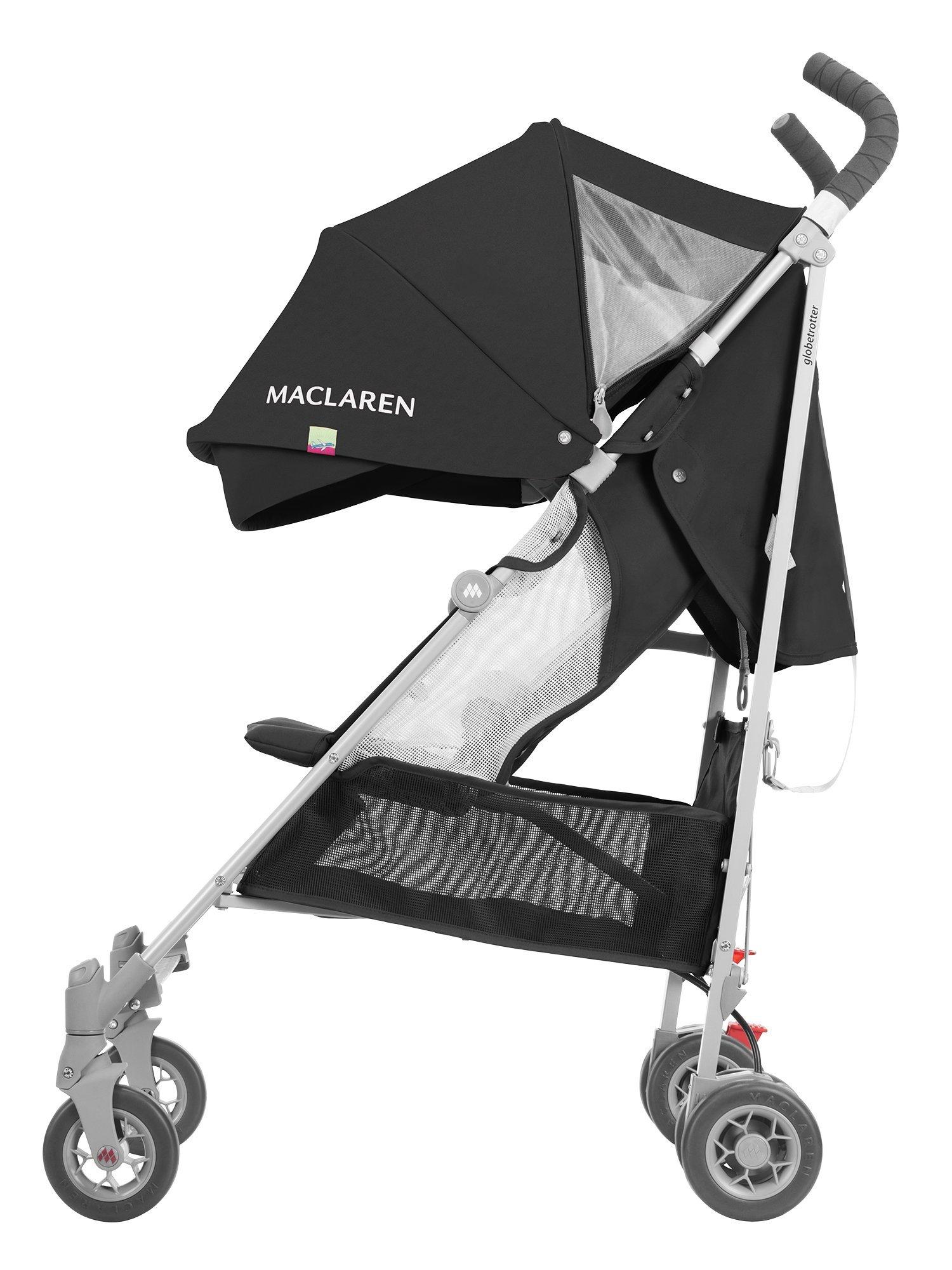 Maclaren Globetrotter Stroller - lightweight, compact by Maclaren (Image #7)