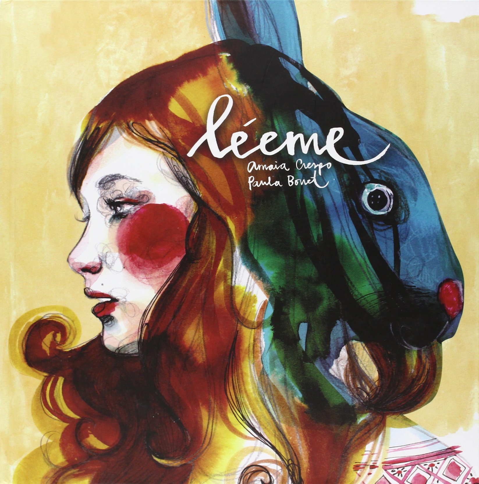 Léeme (Álbumes Locomotora): Amazon.es: Crespo, Amaia, Bonet, Paula: Libros