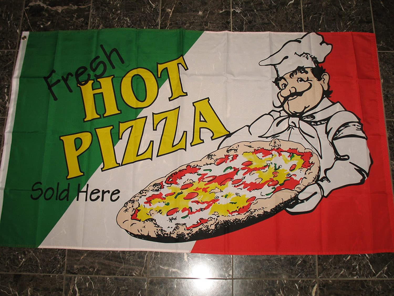 NEW 3X5FT ITALY PIZZA BANNER PRINT SIGN FLAG superior quality