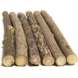 Twin Critters KittiKrack Organic Silver Vine Catnip Sticks - Wild Harvested for Cats and Kittens - Pack of 6