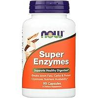 Nu Foods Super Enzymes kapslar, 90 stycken