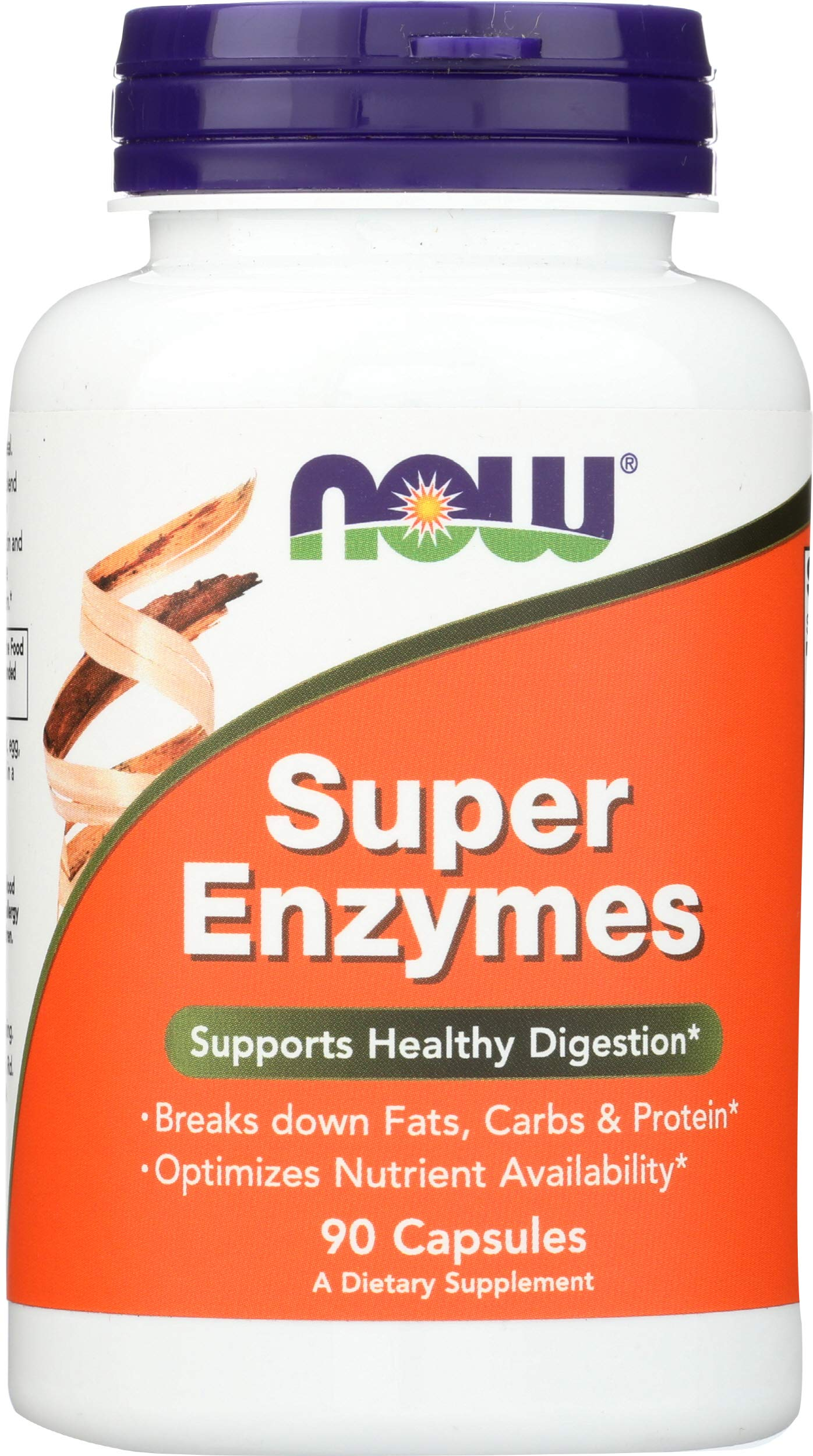 Now Foods Super Enzymes - 90 Caps