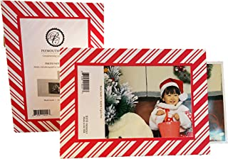 "product image for Holiday Photo Note Cards for 4"" x 6"" image 10 Pack with Envelopes (Candy Cane)"