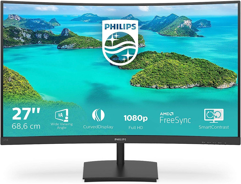 Philips Monitor 271E1SCA/00- 27