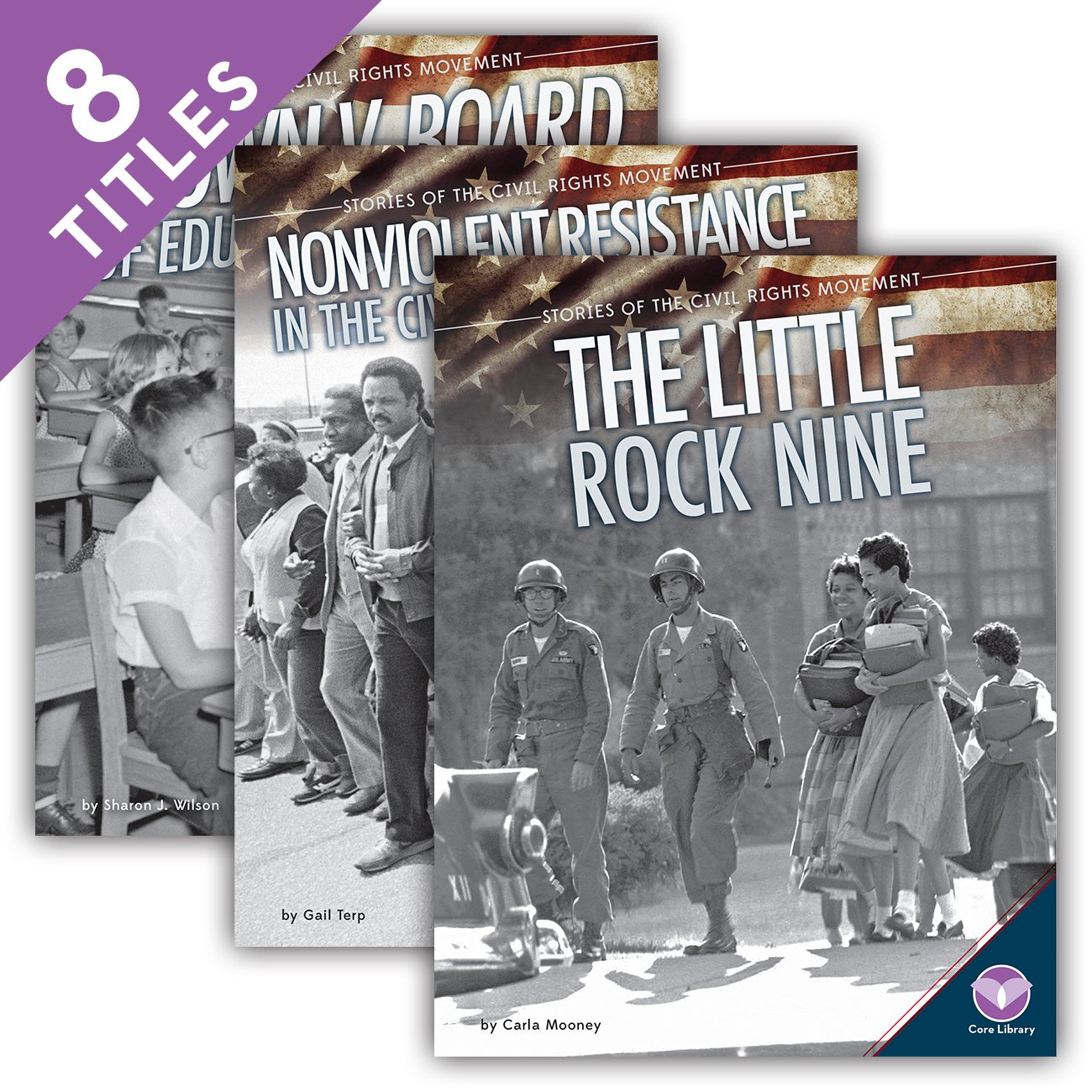 Stories of the Civil Rights Movement Set