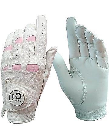 Finger Ten - Gant de golf en cuir cabretta pour femme - pour droitière ou  gauchère d7660299963