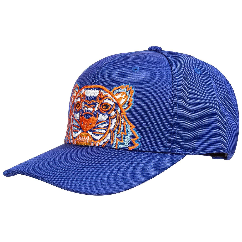 Kenzo Gorra Bordada Tigre Blue One Size: Amazon.es: Ropa y accesorios