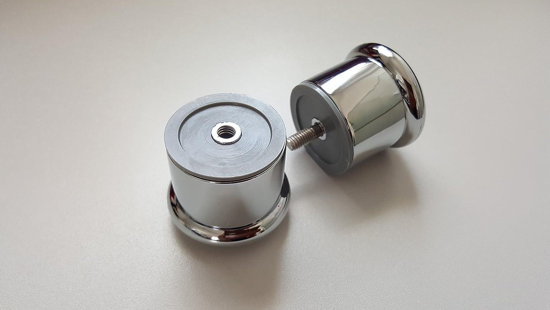cerniere Doccia parete della maniglia premere il tasto della maniglia porta della doccia pulsante doccia Maniglia per porta Maniglia Design Pomello Maniglia per porta